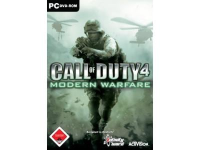 Call of Duty 4 Modern Warfare  - PC Game
