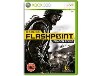 Used: Operation Flashpoint: Dragon Rising - Xbox 360 gaming   used games   xbox 360 used