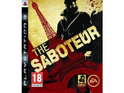 Used: The Saboteur - PS3 gaming   used games   ps3 used
