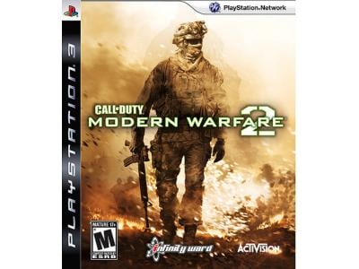 PS3 Used Game: Call of Duty: Modern Warfare 2 gaming   used games   ps3 used