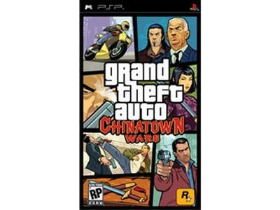GTA Chinatown Wars - PSP Game