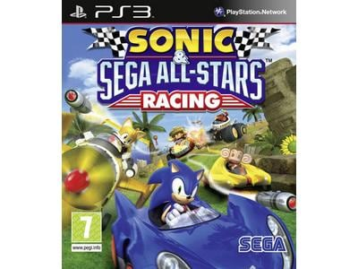 Sonic & Sega All Stars Racing - PS3 Game