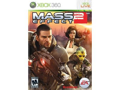 Xbox 360 Used Game: Mass Effect 2 gaming   used games   xbox 360 used