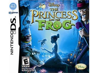 Disneys Princess And The Frog