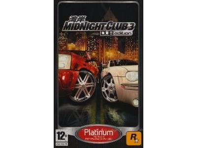 Midnight Club 3: Dub Edition Platinum - PSP Game