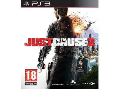 Just Cause 2 - Playstation 3 - PS3 Game gaming   παιχνίδια ανά κονσόλα   ps3