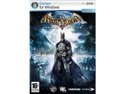 Batman Arkham Asylum Game of the Year  - PC Game