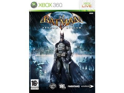 Batman Arkham Asylum GOTY - Xbox 360 Game