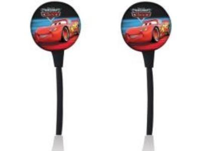 Disney Cars HP720 - Μαύρο Ακουστικά
