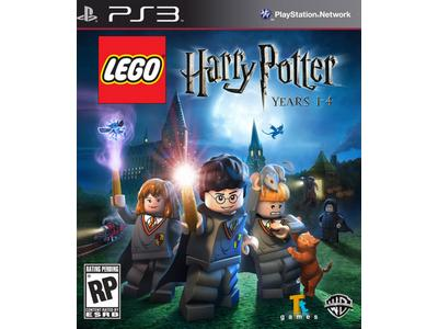 LEGO Harry Potter - PS3 Game
