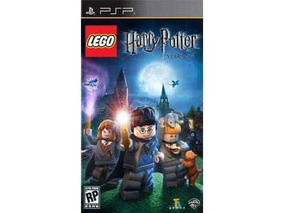 LEGO Harry Potter  - PSP Game