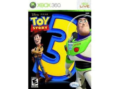 Toy Story 3 - Xbox 360 Game | Public