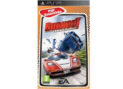 Burnout Legends Essentials - PSP Game gaming   παιχνίδια ανά κονσόλα   psp