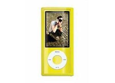 Puro iPod Nano 5  Cover CRPR-NANO5YEL - Θήκη iPod Nano 5 - Κίτρινο