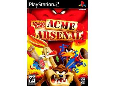 Looney Tunes: Acme Arsenal - PS2 Game