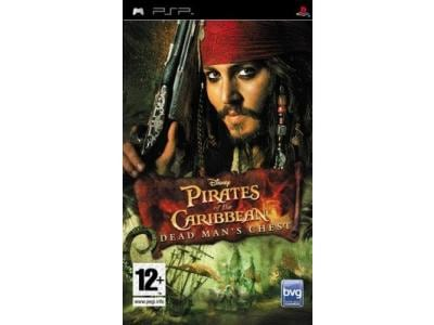 Pirates of the Carribean Dead Mans Chest - PSP Game gaming   παιχνίδια ανά κονσόλα   psp