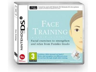 Face Training - DS Game gaming   παιχνίδια ανά κονσόλα   ds dsi