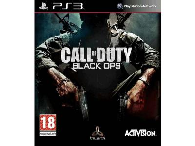 PS3 Used Game: Call of Duty: Black Ops gaming   used games   ps3 used