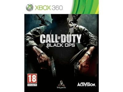 Call of Duty Black OPS - Xbox 360 Game gaming   παιχνίδια ανά κονσόλα   xbox 360