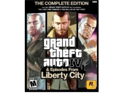 Grand Theft Auto 4 Complete Edition - PC Game