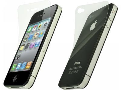Μεμβράνη οθόνης iPhone 4/4s - Power Support Combo - 3 τεμ apple   αξεσουάρ iphone   μεμβράνες