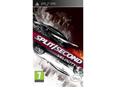Split Second: Velocity - PSP Game gaming   παιχνίδια ανά κονσόλα   psp