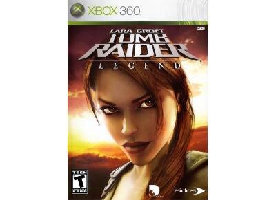 Used : Lara Croft Tomb Raider: Legend - Xbox 360 gaming   used games   xbox 360 used