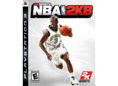 PS3 Used Game: NBA 2K8 gaming   used games   ps3 used