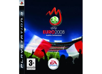 PS3 Used Game: UEFA Euro 2008 gaming   used games   ps3 used