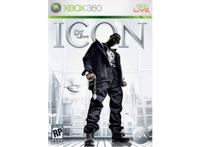 Xbox 360 Used Game: Def Jam Icon gaming   used games   xbox 360 used
