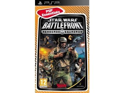 Star Wars Battlefront - Renegade Squadron Essentials - PSP Game