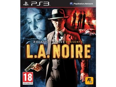 PS3 Used Game: L.A. Noire gaming   used games   ps3 used