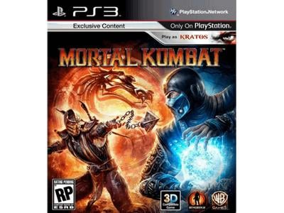 PS3 Used Game: Mortal Kombat 2011 gaming   used games   ps3 used