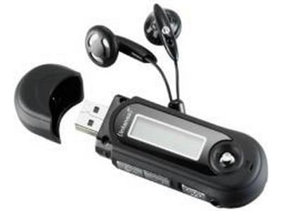 Intenso Music Walker 10431 8GB - Μαύρο