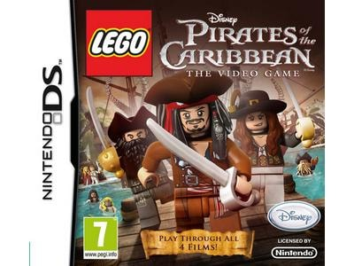 Used: LEGO Pirates of the Caribbean - DS
