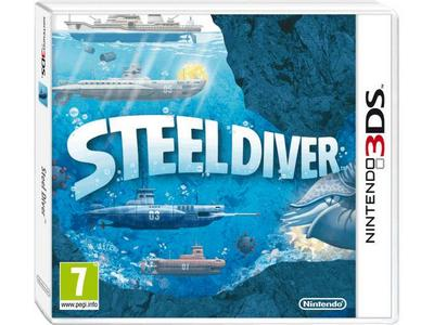 Steel Diver - 3DS/2DS Game
