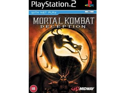 Mortal Kombat Deception - PS2