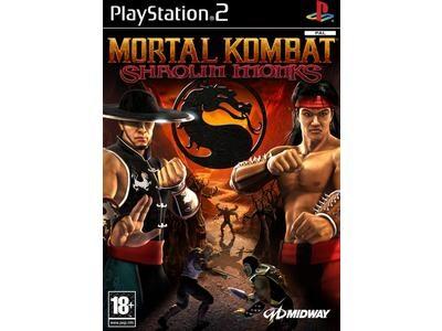 Mortal Kombat - Shaolin Monks - PS2 Game gaming   παιχνίδια ανά κονσόλα   ps2
