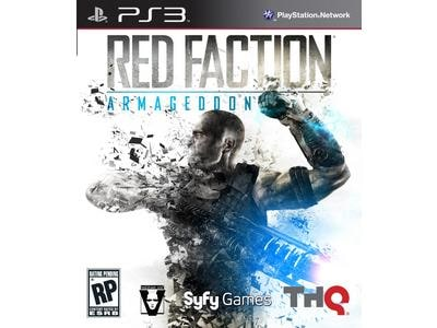 Red Faction Armageddon - PS3 Game