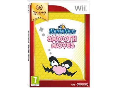 Wario Ware Smooth Moves Select - Wii Game gaming   παιχνίδια ανά κονσόλα   wii