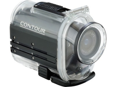 Contour GPS CAM Waterproof - Θήκη μεταφοράς για βιντεοκάμερα - Μαύρο