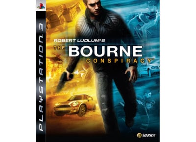 PS3 Used Game: Bourne Conspiracy gaming   used games   ps3 used