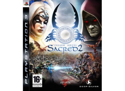 PS3 Used Game: Sacred 2: Fallen Angel gaming   used games   ps3 used