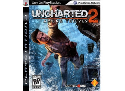 PS3 Used Game: Uncharted 2: Among Thieves gaming   used games   ps3 used