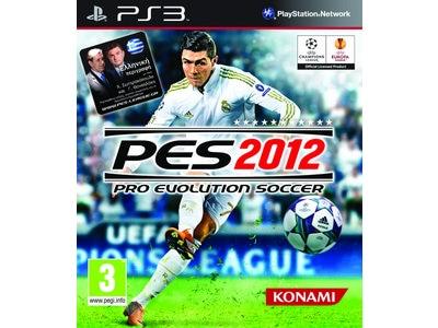 PS3 Used Game: Pro Evolution Soccer 2012