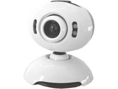 Web Camera Crypto Bright White (W003676)
