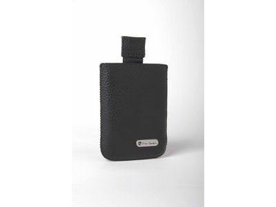 Θήκη Sony Xpreria Mini - Pierre Cardin BLACK Μαύρο τηλεφωνία   tablets   αξεσουάρ κινητών   θήκες