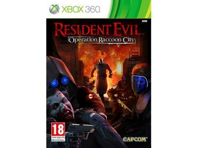 Resident Evil: Operation Raccoon City - Xbox 360 Game gaming   παιχνίδια ανά κονσόλα   xbox 360