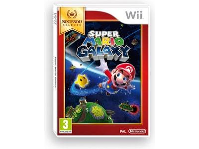 Super Mario Galaxy Select - Wii Game