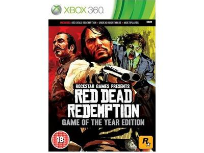 Red Dead Redemption: Game Of The Year Edition - Xbox 360 Game